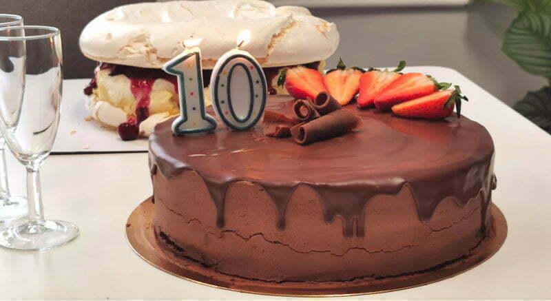 10-lecie Tort i beza